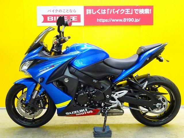 GSX-S1000F GSX-S1000F ヨシムラマフラー フェンダーレス ワンオーナー 店内に認…
