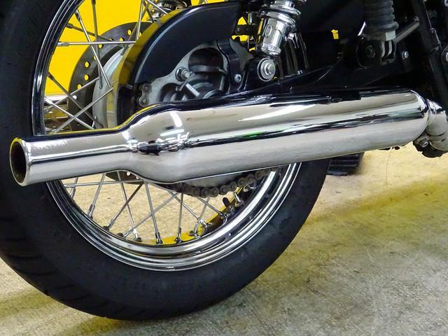 BONNEVILLE ボンネビルT100 ワンオーナー ノーマル バイク王といえば買取!小山店ももち…