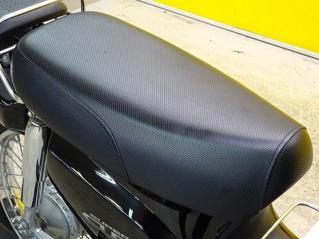 スーパーカブ110 スーパーカブ110 ロングシート・キャリアカスタム ワンオーナー車 外装程度良好…