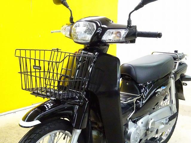 スーパーカブ110 スーパーカブ110 ロングシート・キャリアカスタム ワンオーナー車 バイク王とい…