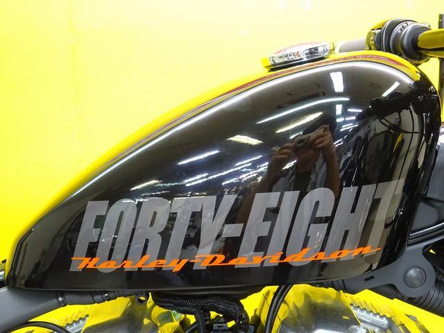 SPORTSTER FORTYEIGHT XL1200X フォーティエイト ワンオーナー エアクリ・…