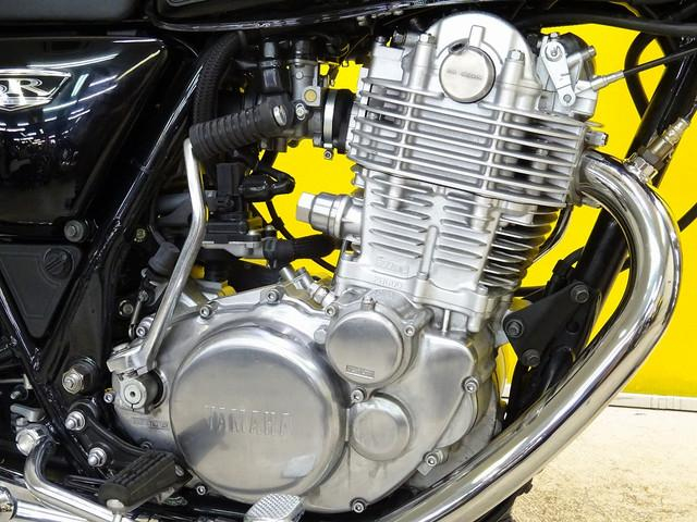 SR400 SR400 ワンオーナー・ノーマル車 インジェクション 外装程度良好です♪ご来店や詳細写…