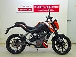 125DUKE/KTM 125cc 栃木県 バイク王 小山店