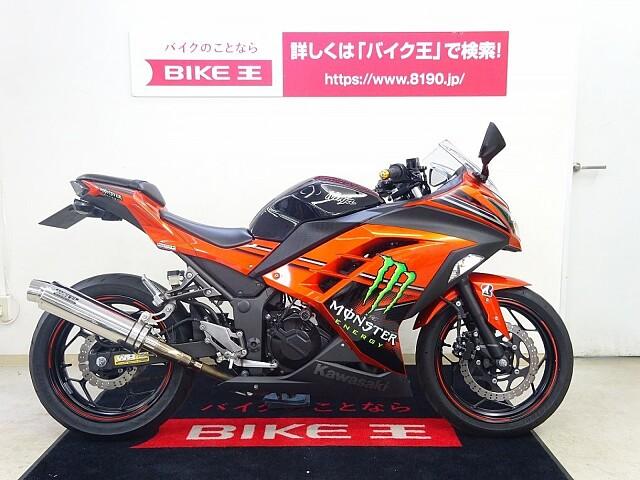 ニンジャ250 NINJA250 WR'Sサイレンサー スペシャルエディション… 1枚目:NINJA…