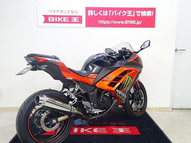 ニンジャ250 NINJA250 WR'Sサイレンサー スペシャルエディション… 3枚目:NINJA…