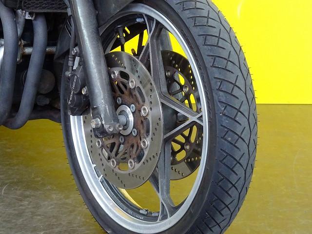 GSX400S カタナ GSX400S KATANA 前後タイヤ17年製造 お気軽にお問合せください…