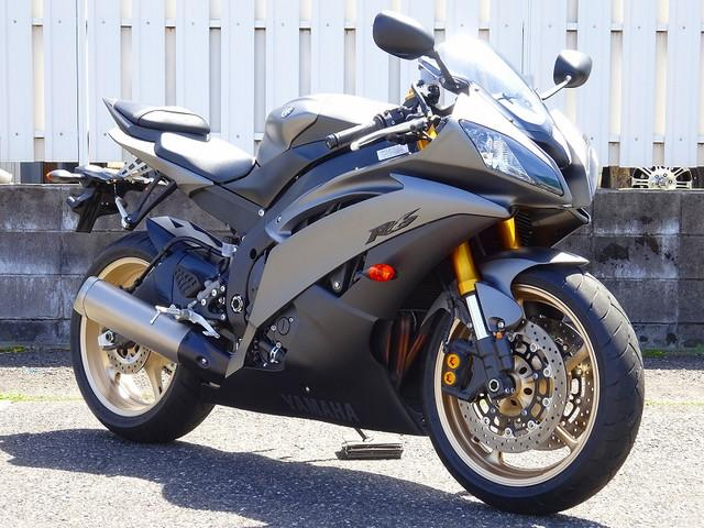 YZF-R6 YZF-R6 1オーナー フルノーマル MAIL:shopsouka@8190.co…