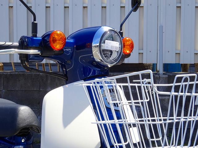 スーパーカブ110 スーパーカブ110 現行日本製モデル 1オーナー フロントバスケット 任意・盗難…