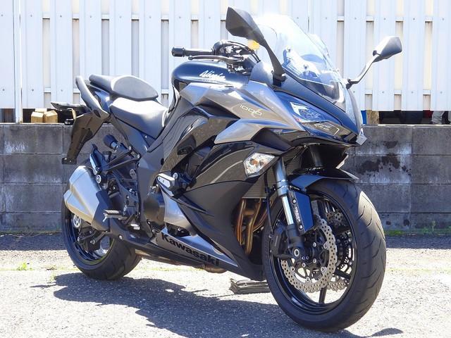 ニンジャ1000 (Z1000SX) Ninja 1000 ABS 現行モデル 1オーナー MAIL…