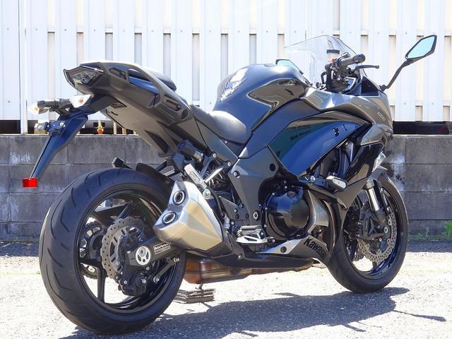 ニンジャ1000 (Z1000SX) Ninja 1000 ABS 現行モデル 1オーナー 各種キャ…