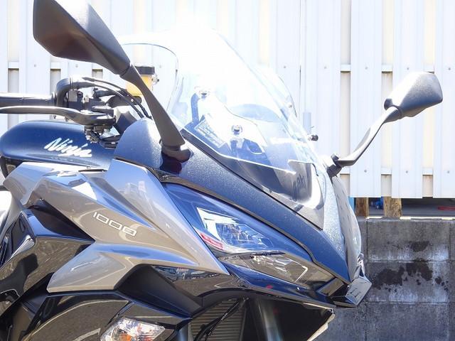 ニンジャ1000 (Z1000SX) Ninja 1000 ABS 現行モデル 1オーナー 任意・盗…