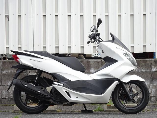PCX125 PCX 日本仕様 後期型 1オーナー TEL:0489205260