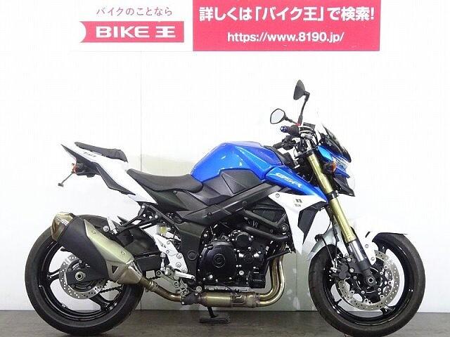 GSR750 GSR750 ABS 1枚目:GSR750 ABS