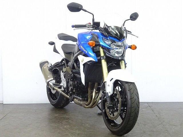 GSR750 GSR750 ABS 2枚目:GSR750 ABS