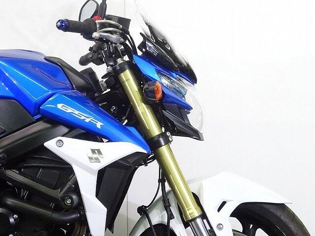 GSR750 GSR750 ABS 6枚目:GSR750 ABS