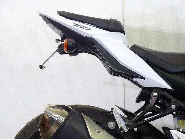 GSR750 GSR750 ABS 9枚目:GSR750 ABS