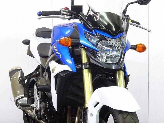 GSR750 GSR750 ABS 10枚目:GSR750 ABS