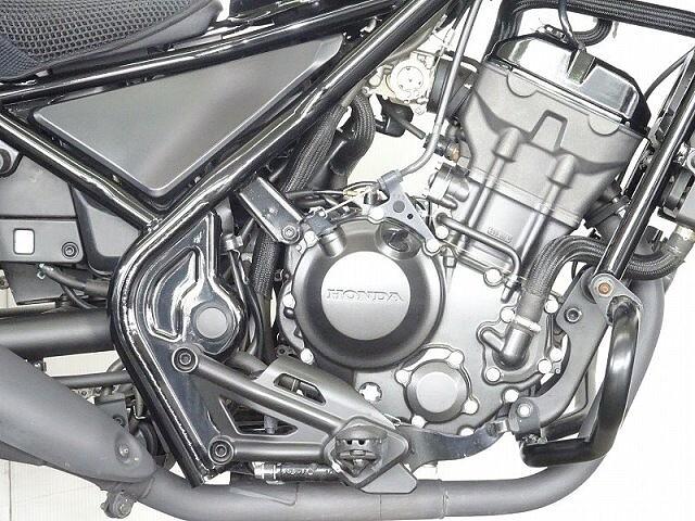 レブル(-1999) レブル250 エンジンガード サドルバッグ バイザー ☆マル得… 7枚目:レブ…
