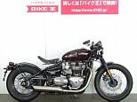 BONNEVILLE BOBBER BLACK/トライアンフ 1200cc 埼玉県 バイク王 草加店