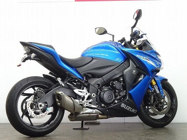 GSX-S1000F GSX-S1000F ABS 3枚目:GSX-S1000F ABS