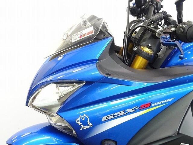 GSX-S1000F GSX-S1000F ABS 5枚目:GSX-S1000F ABS