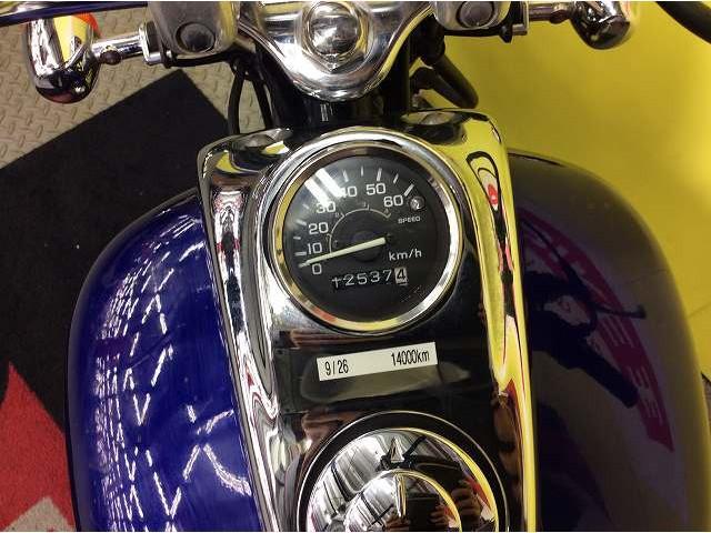 マグナ50 MAGNA FIFTY フェンダーレス キャブレター車 JR北伊丹駅から歩いて五分!