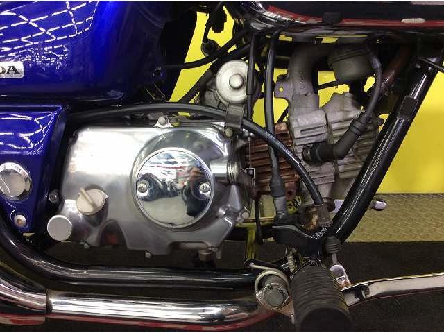 マグナ50 MAGNA FIFTY フェンダーレス キャブレター車 エンジン良好です!