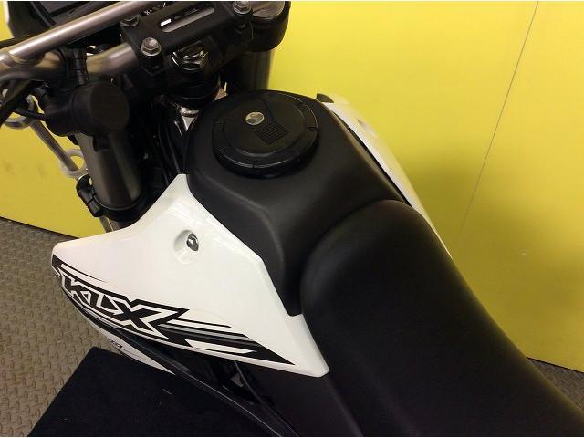 KLX250 KLX250 ワンオーナー フルノーマル 2016年モデル タンクもきれいです!