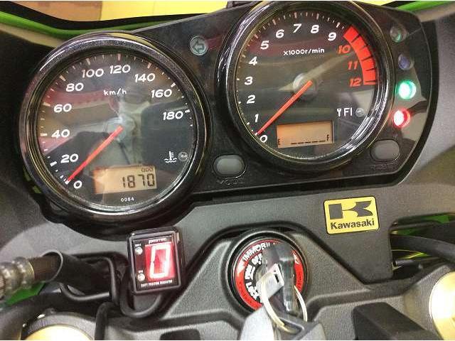 ZRX1200ダエグ ZRX1200 DAEG ファイナルエディション ワンオーナー エンジンガード…