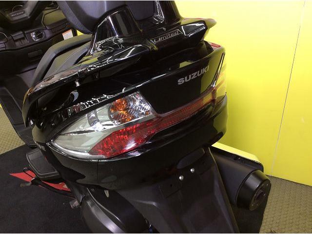 スカイウェイブ400 スカイウェイブ400 タイプS ABS 防犯アラーム