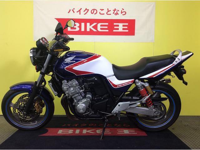 CB400スーパーフォア CB400Super Four VTEC Revo ハンドガード シガソケ…