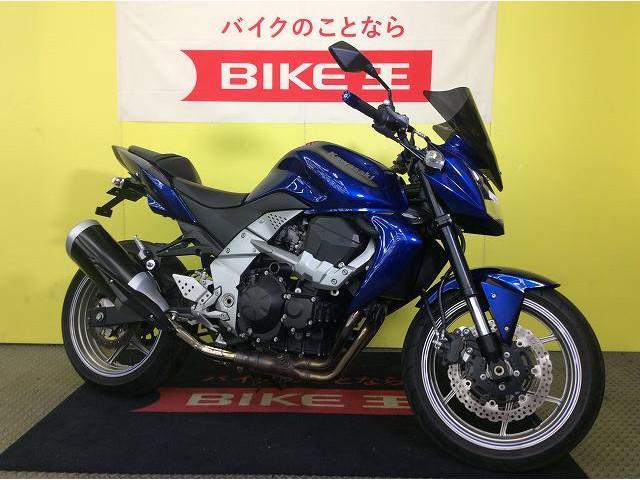 Z750(水冷) Z750 スクリーン エンジンスライダー フェンレス エンジンスライダー装備!