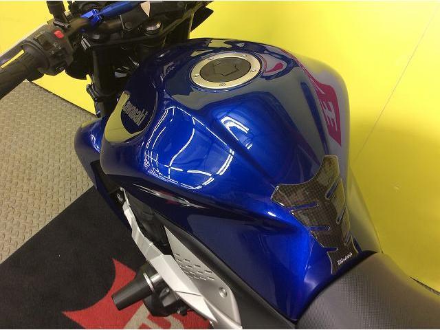 Z750(水冷) Z750 スクリーン エンジンスライダー フェンレス タンクへこみなし!