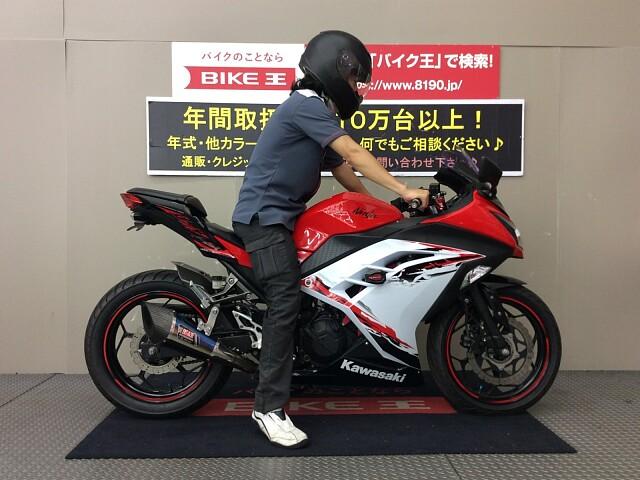 ニンジャ250 NINJA250ABS スペシャルエディション!ヨシムラ製マフ… 4枚目:NINJA…