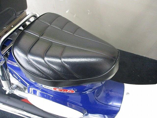 スーパーカブ50 C50-3 フロントバスケットカバー・リアボックス装備!低走行… 7枚目:C50-…