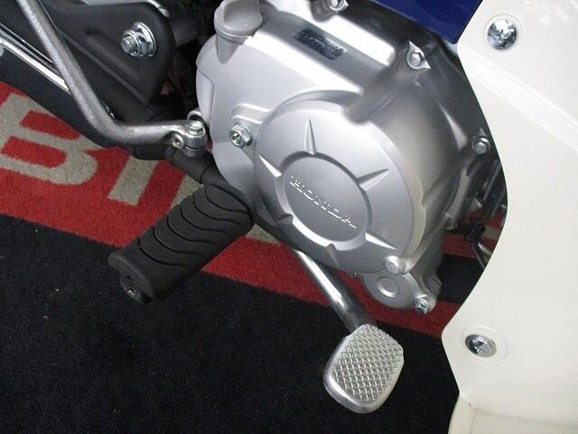 スーパーカブ50 C50-3 フロントバスケットカバー・リアボックス装備!低走行… 9枚目:C50-…