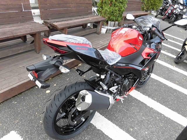 ニンジャ400 【新車在庫あり】即納可能です! Ninja400 3枚目【新車在庫あり】即納可能です…