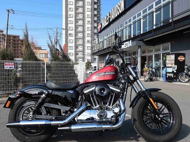 XL1200XS SPORTSTER FortyEight Special XL1200XS 1枚目…