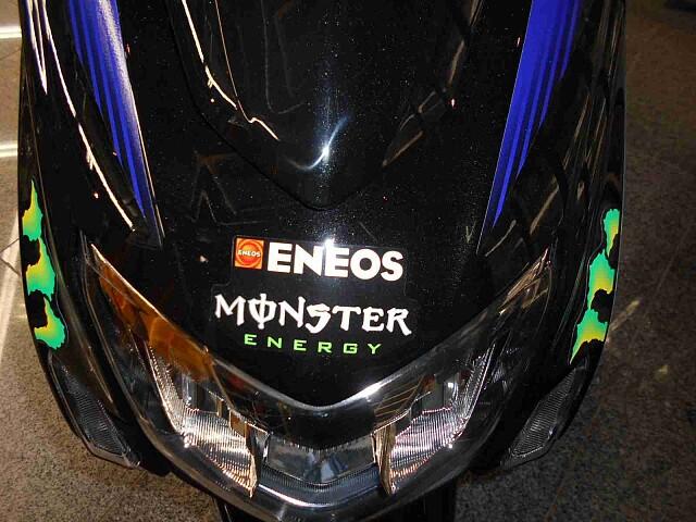 シグナスX 【新車在庫あり】即納可能です! シグナスX MotoGP 5枚目【新車在庫あり】即納可能…