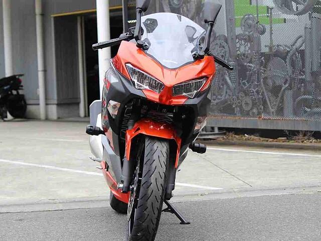 ニンジャ400 Ninja400 3枚目Ninja400