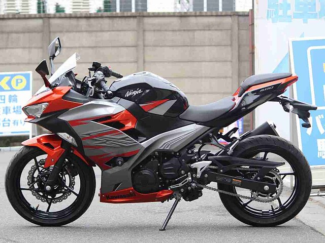 ニンジャ400 Ninja400 7枚目Ninja400