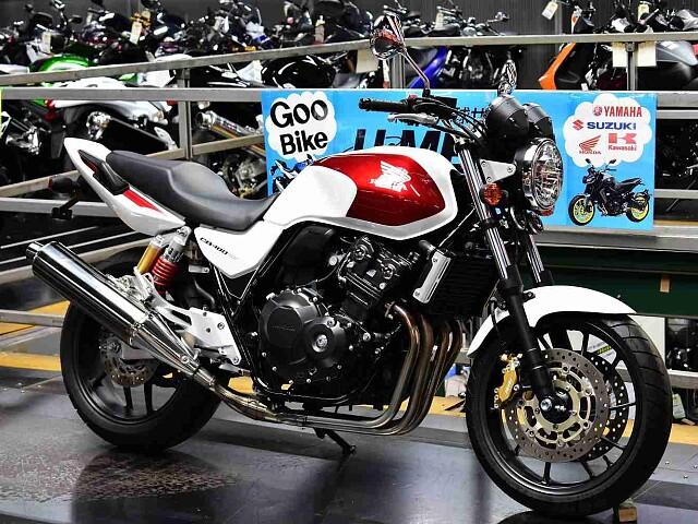 CB400スーパーフォア CB400SF REVO 2枚目CB400SF REVO
