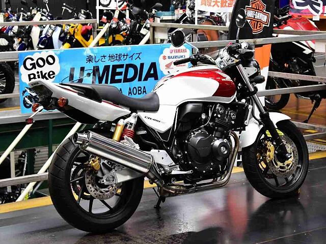 CB400スーパーフォア CB400SF REVO 3枚目CB400SF REVO