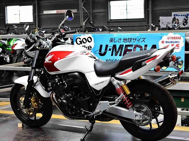 CB400スーパーフォア CB400SF REVO 6枚目CB400SF REVO