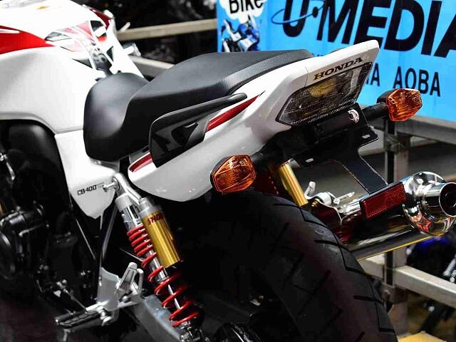 CB400スーパーフォア CB400SF REVO 8枚目CB400SF REVO