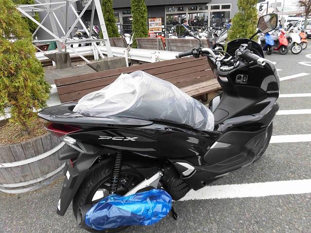 PCX125 3枚目