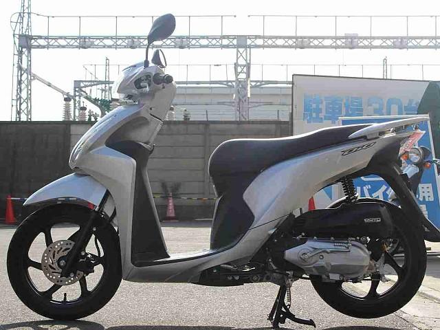 ディオ110 4枚目