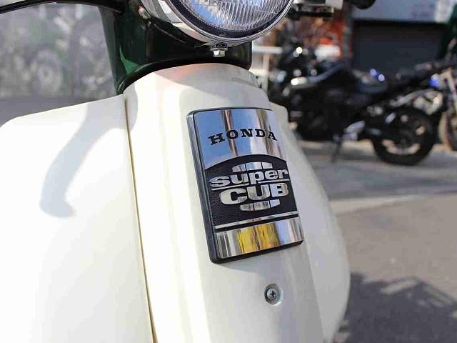 スーパーカブ50 7枚目