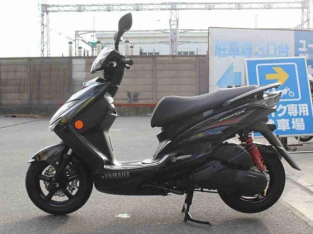 シグナスX SR シグナス125FI スポーティ 4枚目シグナス125FI スポーティ