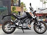 125DUKE/KTM 125cc 神奈川県 ユーメディア湘南バイクモール